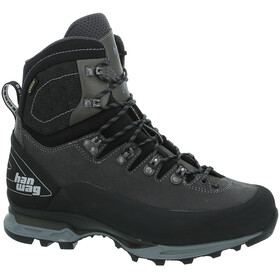 Hanwag Alverstone II GTX Shoes Men asphalt/light grey
